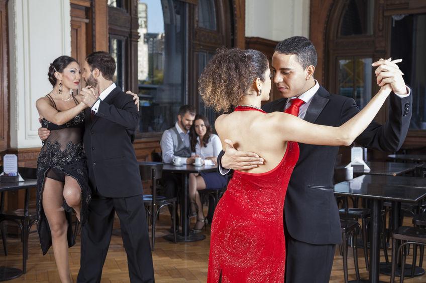 Нужни са двама за танго